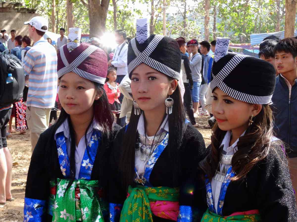 Hmong New Year celebrations