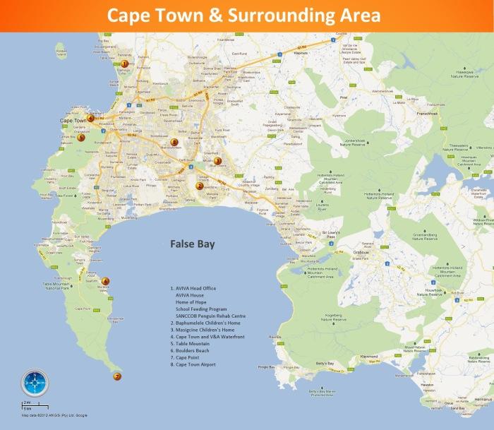 AVIVA-cape-town-peninsula-map