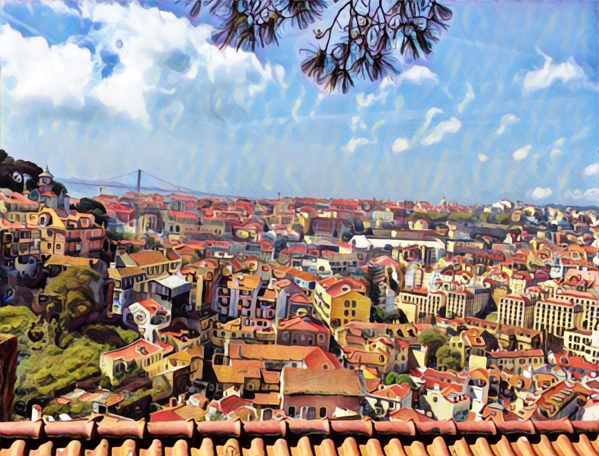 Lisbon - last day!