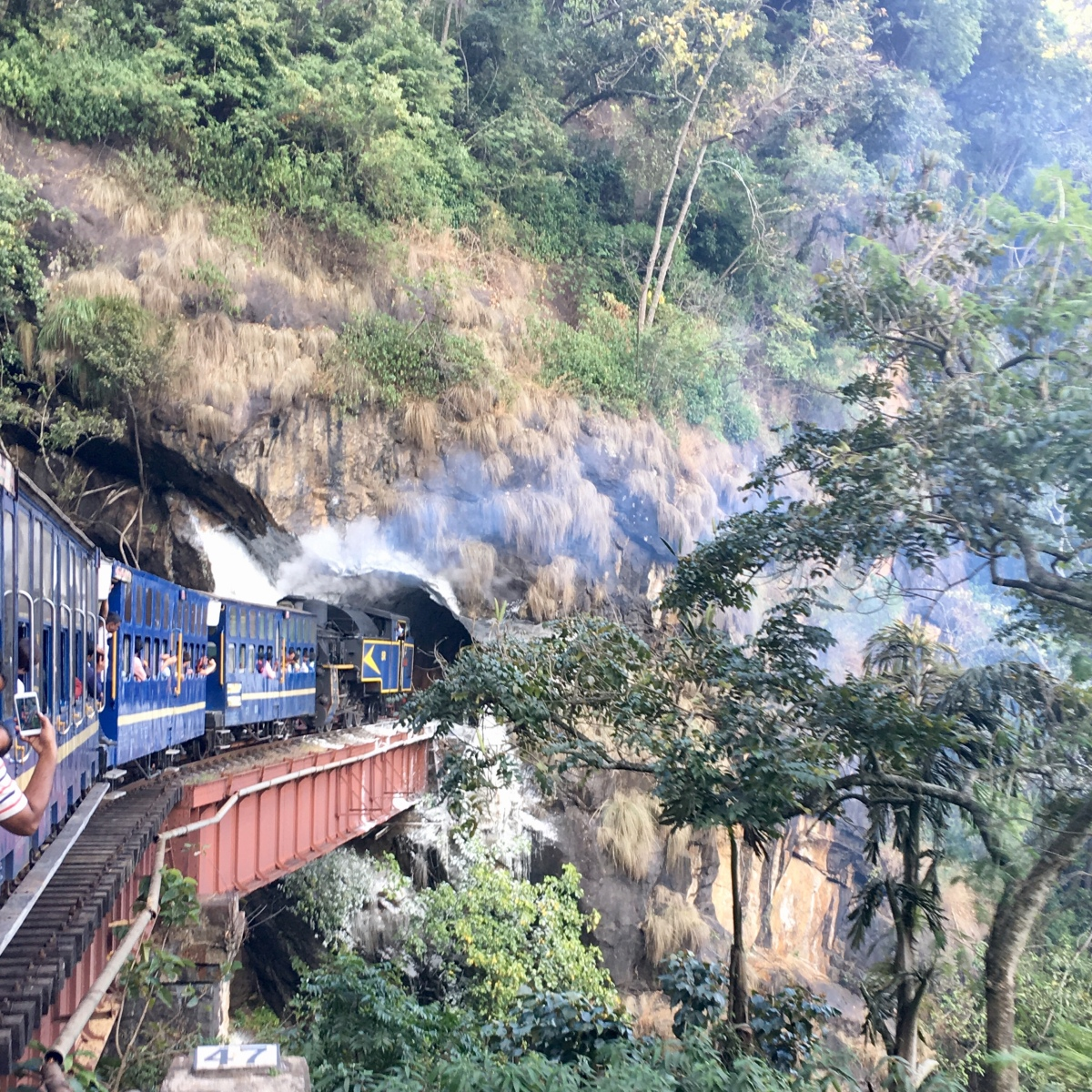 Tea train (Blue Mountains train)