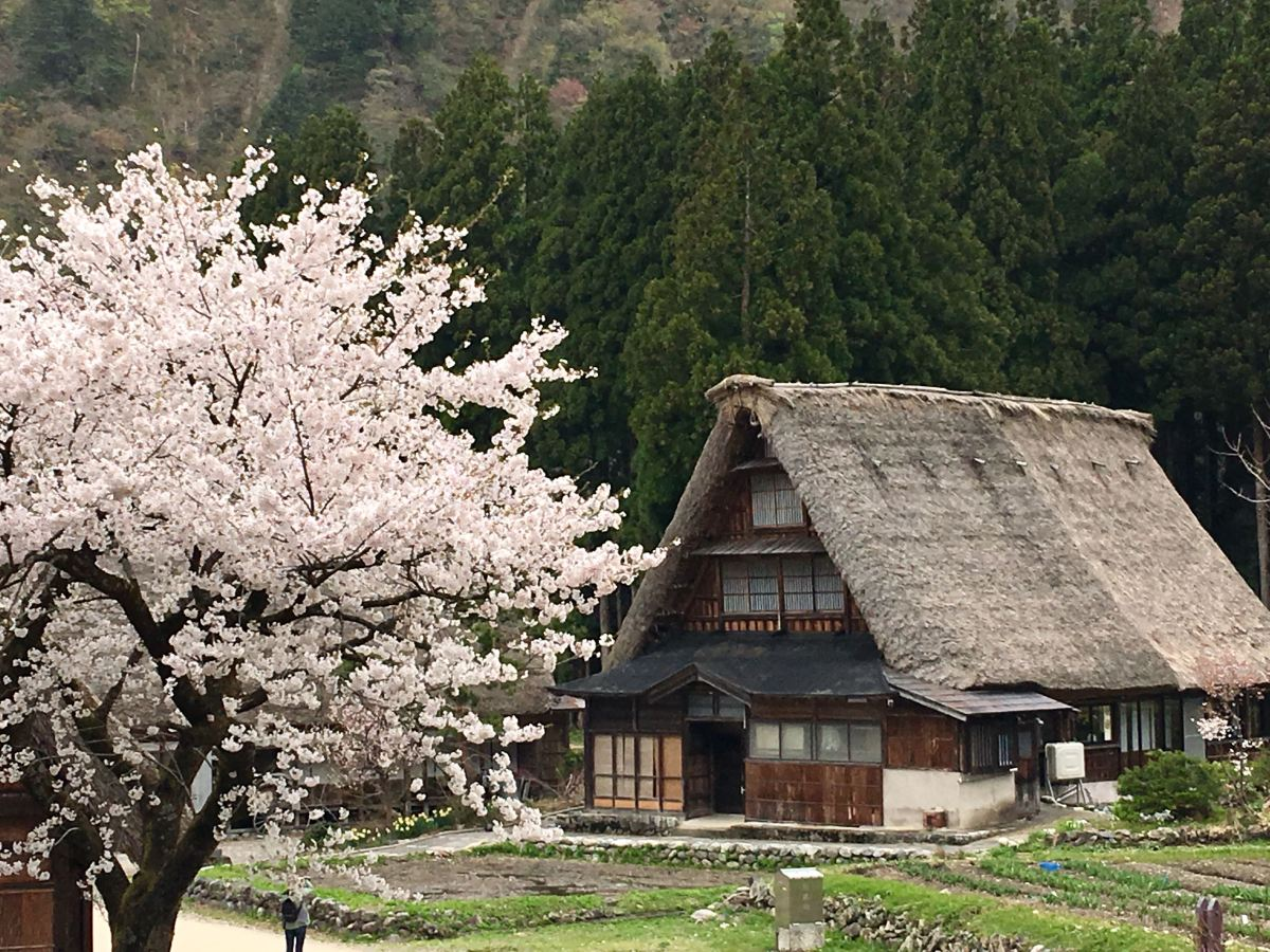 Hida Villages